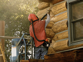 ProLog Log Home Restoration